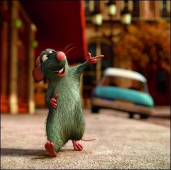 لقطة من فيلم  Ratatouille