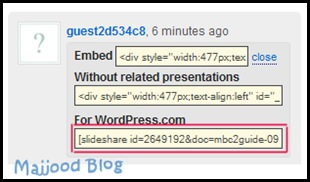 For WordPress.com