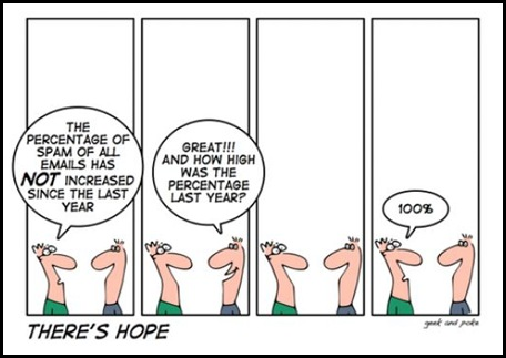 There's Hope | geek and poke