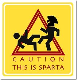 Sparta Sign | by discipleofmalice| deviantart